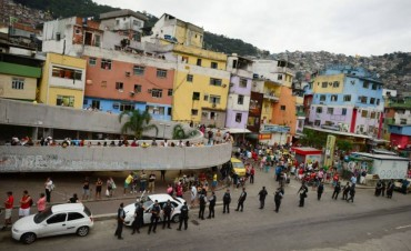 Narcos brasileños balearon a una turista santafesina