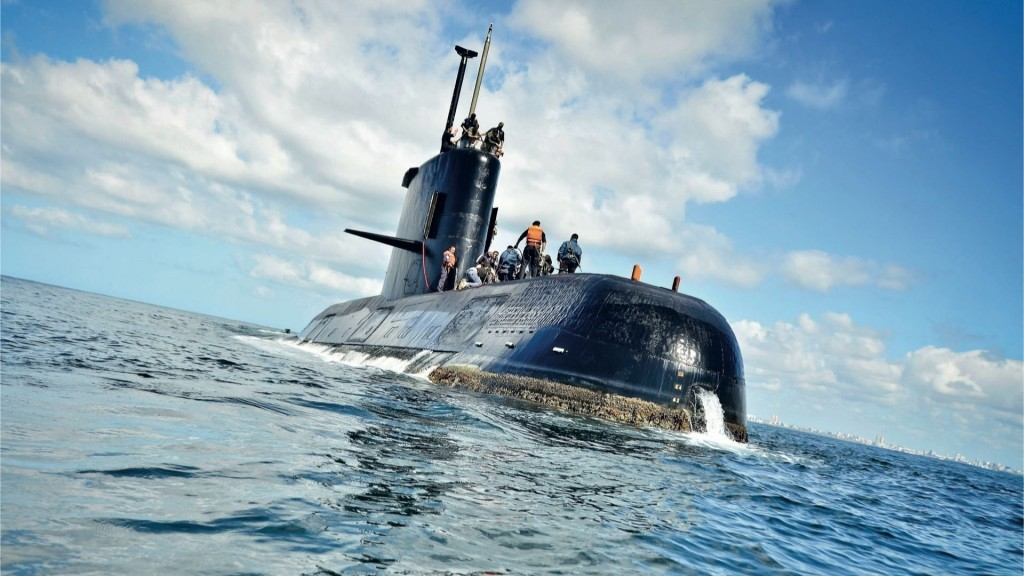 Desde el Gobierno pidieron prudencia sobre las presuntas tareas de espionaje del ARA San Juan