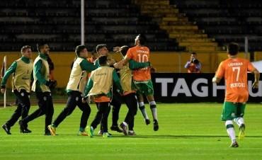 Sobre la hora, Banfield avanzó a la siguiente fase de la Copa Libertadores
