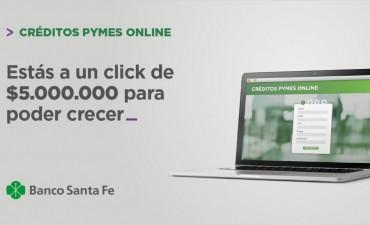 Banco Santa Fe agiliza las operaciones a a través de la Banca Digital