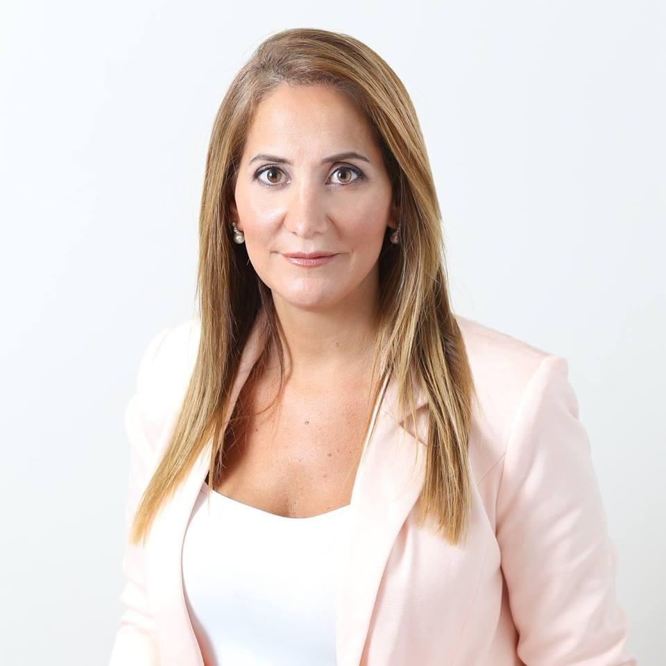 Marcela Aeberhard formará parte de la lista de candidatos a diputados de Luis Rubeo