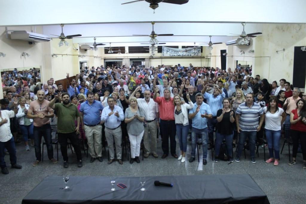 Rubeo: Siento la capacidad de encabezar la lista del peronismo el próximo 16 de junio