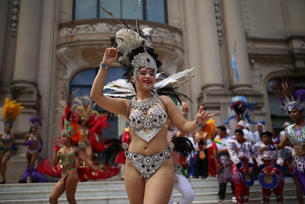 Llega una nueva edición de Carnavales entre Todos
