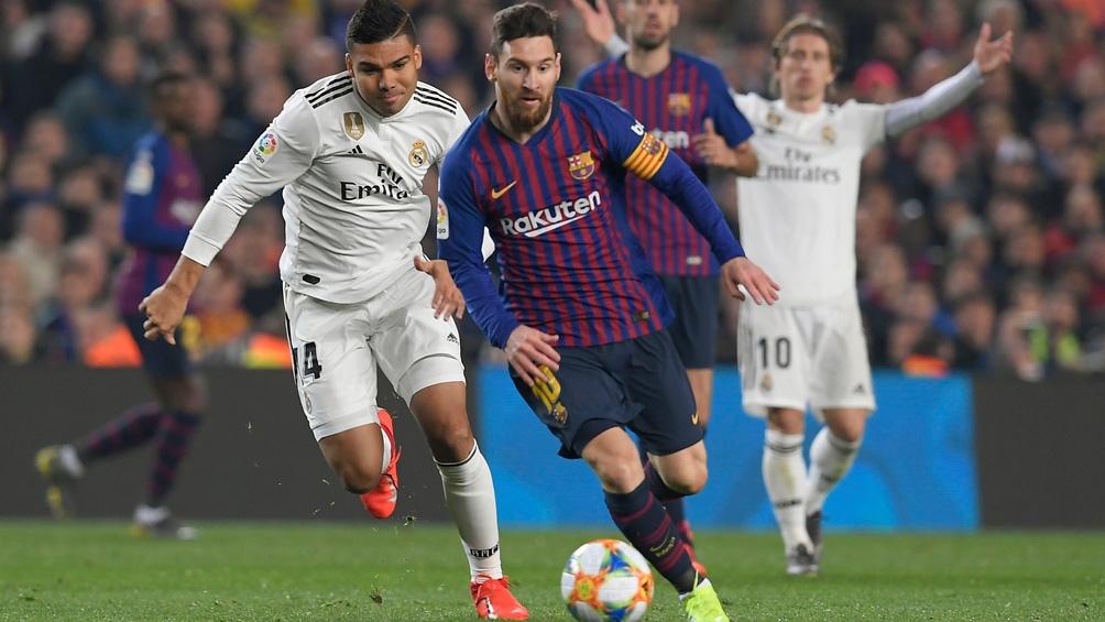 El Barcelona ganó en el Bernabéu y es finalista de la Copa del Rey