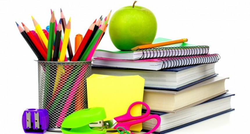 Vuelta al cole: la compra de útiles escolares