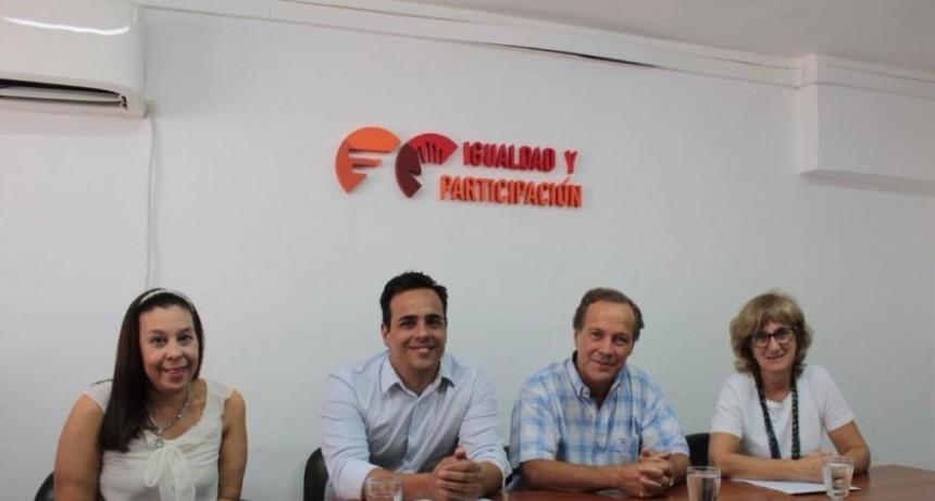 Rubén Giustiniani manifestó su preocupación por los constantes aumentos