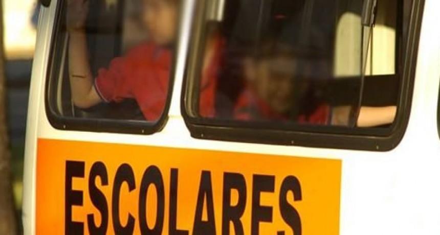 El transporte escolar aumentará 20%