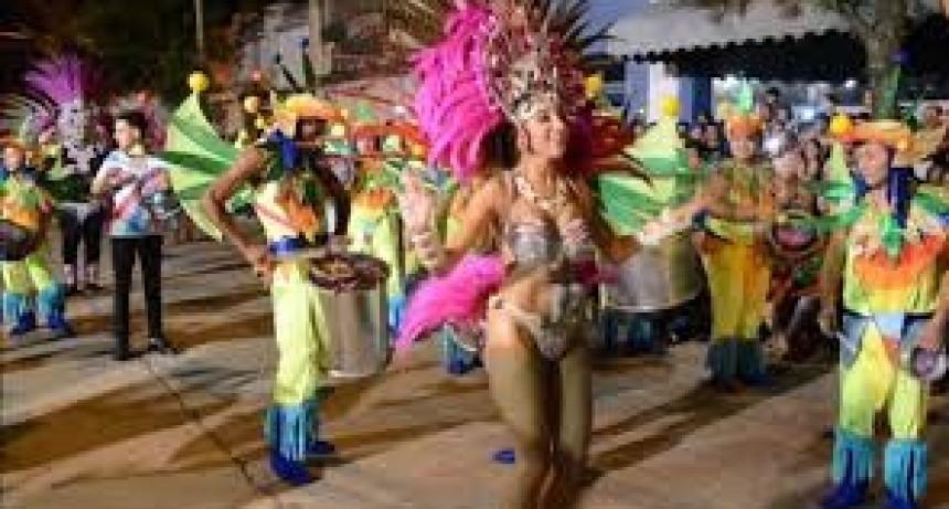 Carnavales entre Todos, las fechas