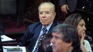 Dictan sentencia por encubrimiento con Menem acusado
