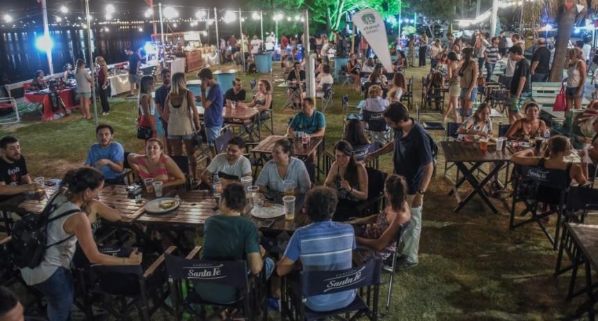 Capital Activa 2020 tuvo su segundo encuentro en la Costanera Este