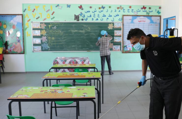 Santa Fe implementó comités de higiene y seguridad para el regreso a clases