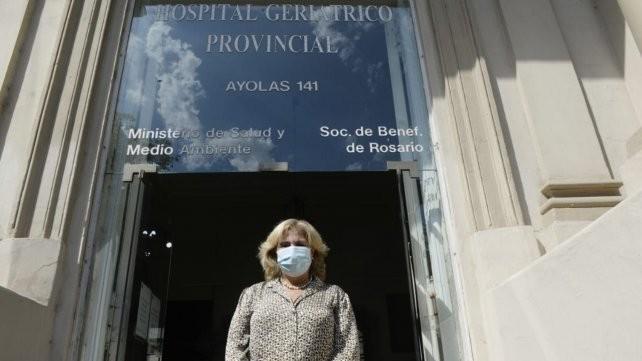 La ministra de salud resaltó que en Santa Fe, la vacunación es transparente
