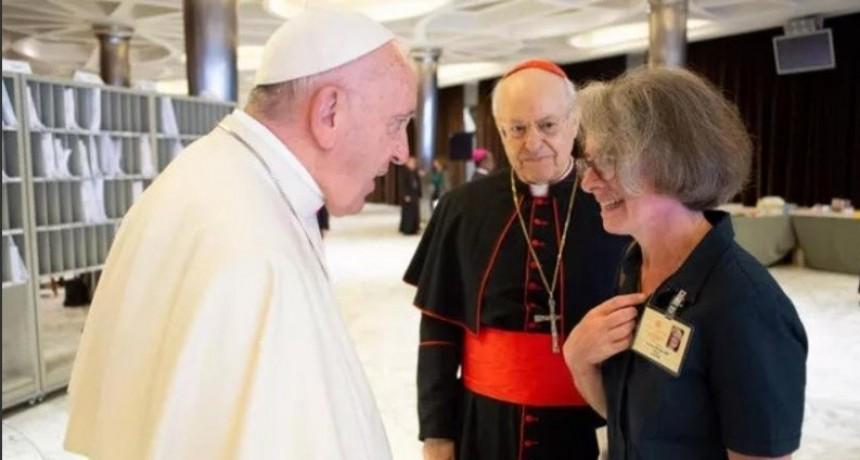 Histórico: el papa Francisco nombró a una mujer como subsecretaria para el Sínodo de Obispos