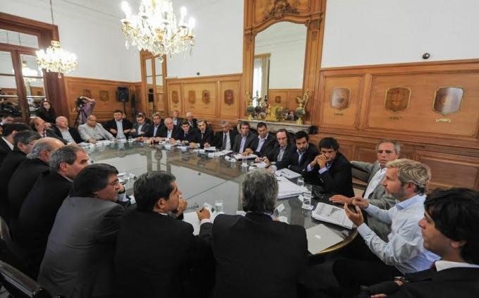 El déficit de la Caja de Jubilaciones fue tema central en la reunión de ministros de Economía
