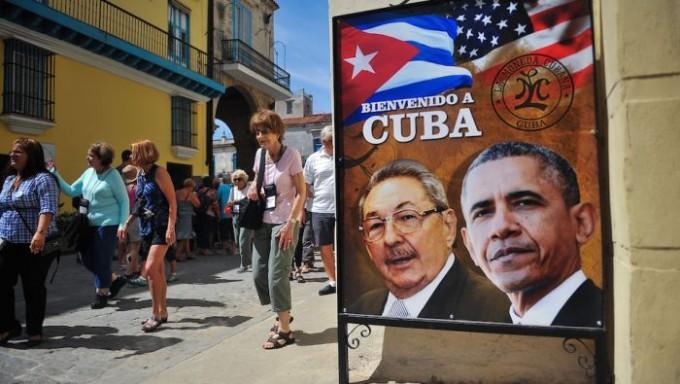 Día histórico: Barack Obama llega a Cuba