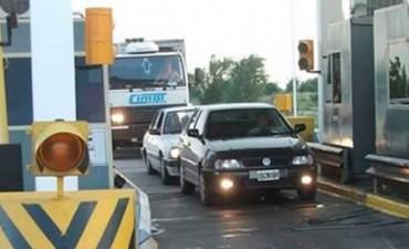 Peajes de rutas nacionales aumentaron hasta un 500%