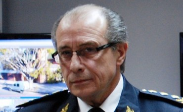 Renunció Román Di Santo, el jefe de la Policía Federal