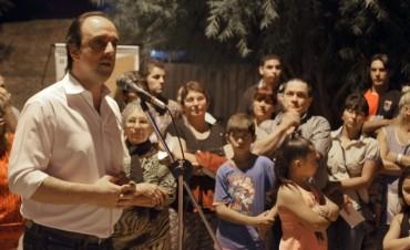 Plan Norte: nuevas luminarias para los barrios Juventud del Norte y Acería