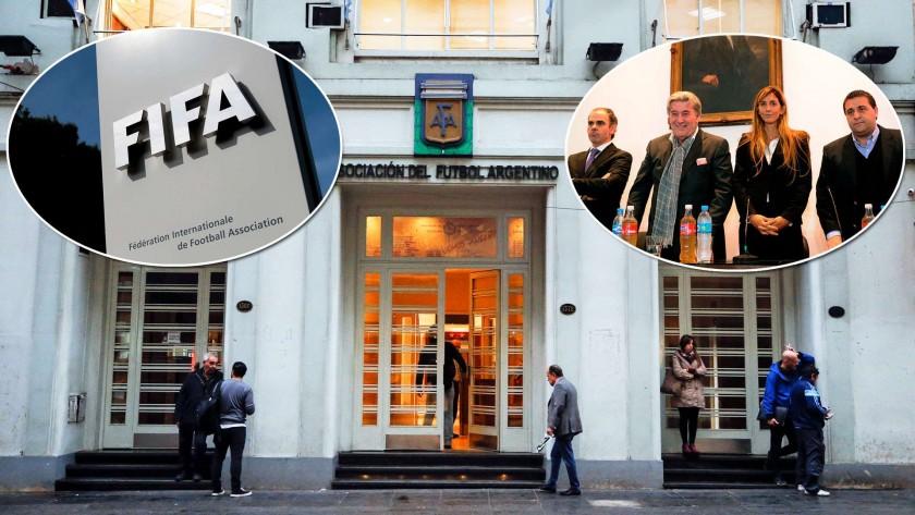 Ultimátum de la FIFA: amenaza con desafiliar a la AFA si no acepta el examen de idoneidad