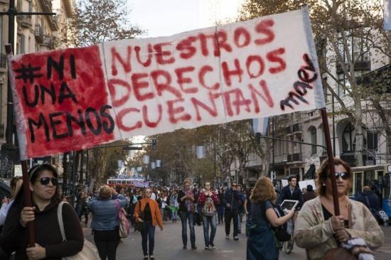 En 2016 en Argentina hubo un femicidio cada 30 horas
