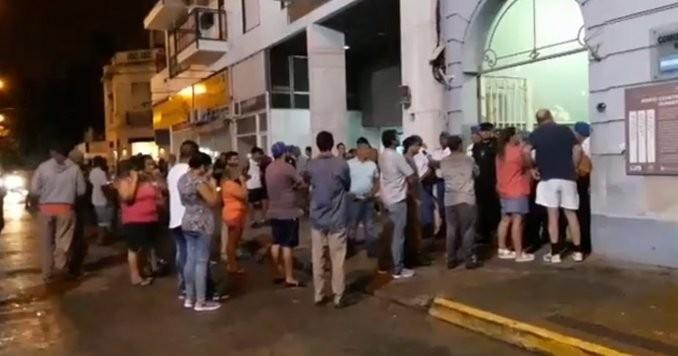 Pergamino: se incendió una comisaría y murieron 7 presos