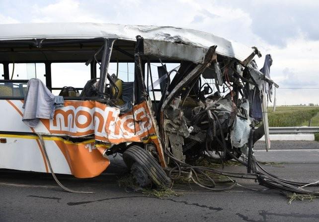Removieron al subsecretario de Transporte Automotor tras la tragedia de Monticas
