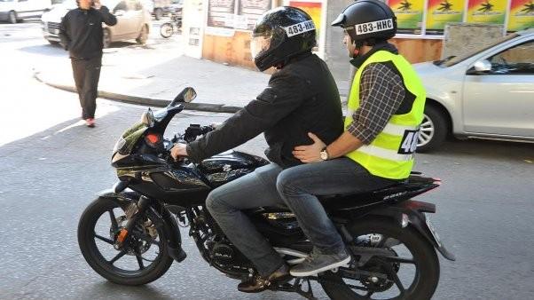 Cambios para circular en moto en todo el país
