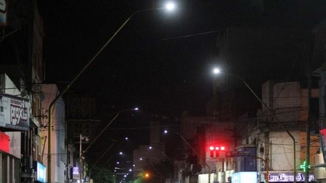 El Municipio incorpora tecnología LED a la red de alumbrado público por columnas