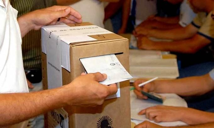Se aprobó el cronograma electoral y ya se conocen las fechas para votar