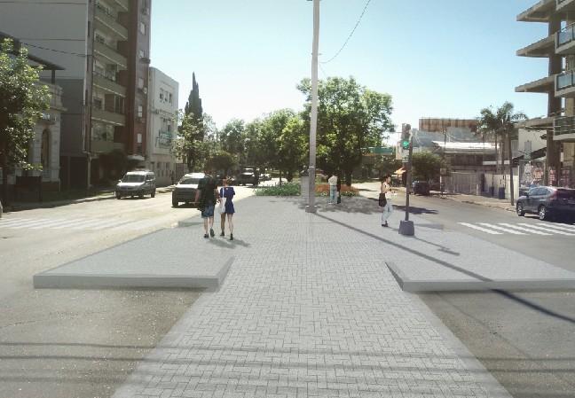 Inauguran el Paseo Boulevard