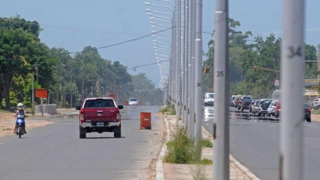 En tres meses comenzarían los trabajos de la ciclovía en la ruta 1