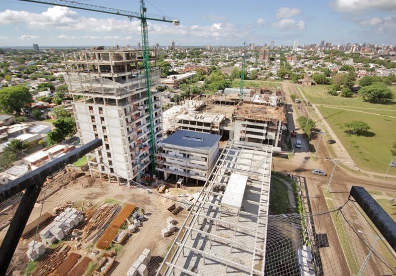 Construirán más viviendas en el Parque Federal por el sistema Procrear