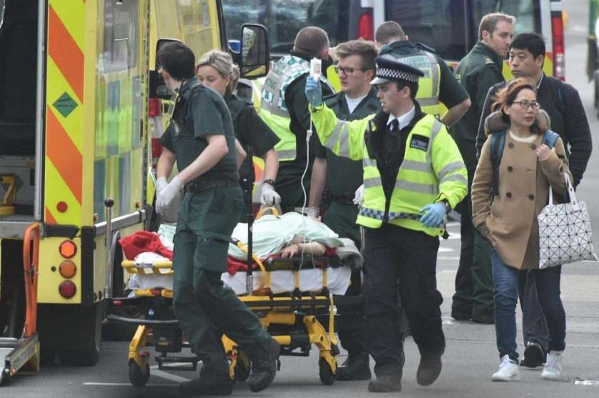 El Estado Islámico se atribuyó el atentado en Londres