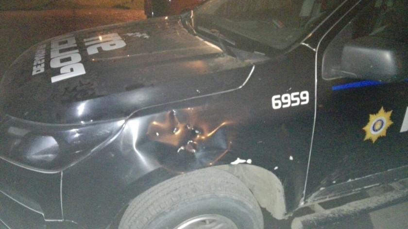 Volvieron a atacar la comisaría 7ma. de barrio Yapeyú