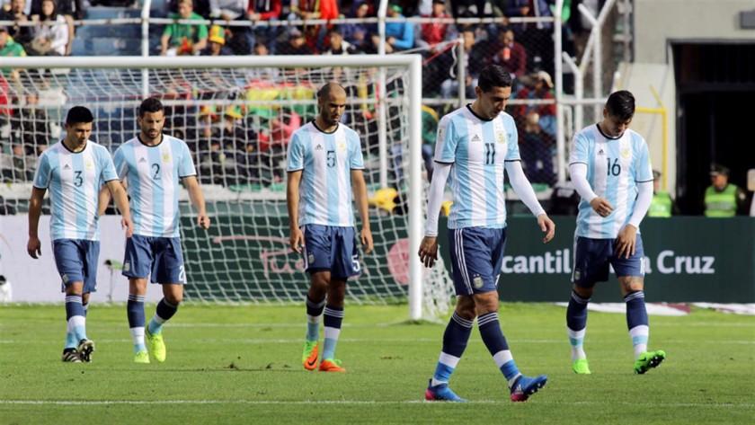 Argentina cayó ante Bolivia en La Paz y complica su futuro