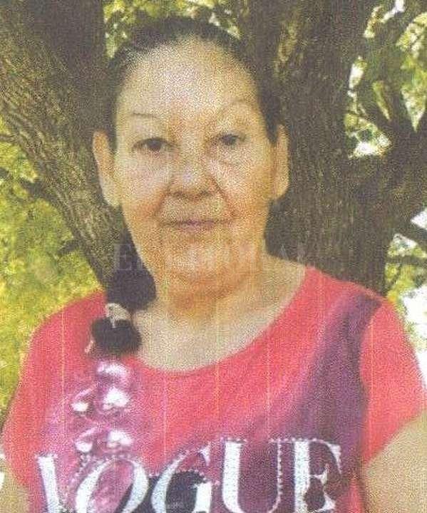 Buscan a Elsa Ramona Martínez