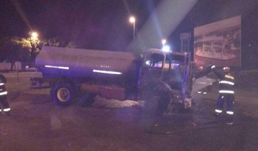 Aseguran que el camionero que atropelló un piquete estaría alcoholizado