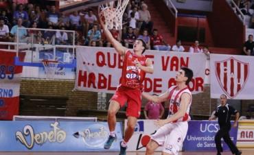 Unión arriesga su invicto como local ante Salta Basket