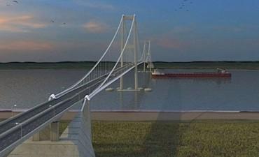 Puente Santa Fe - Paraná: se incluiría en el Presupuesto 2018