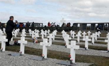 Comenzó la identificación de restos de los soldados caídos en Malvinas