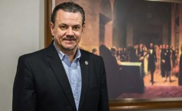 Rubén Galassi propuso que la provincia tenga participación en el capital accionario del Banco de Santa Fe