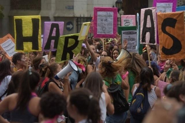 4.000 mujeres visibilizaron su lucha