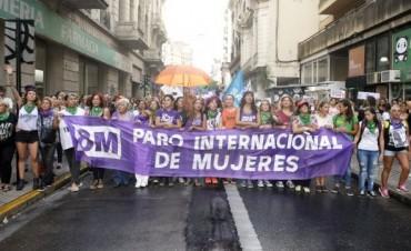 Provincia desobligará a las mujeres que quieran ir a la marcha