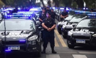 Pullaro: Trabajamos para tener la mejor policía del país