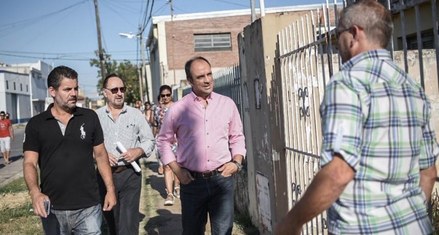 """José Corral: """"El Norte de la ciudad es nuestra prioridad"""""""