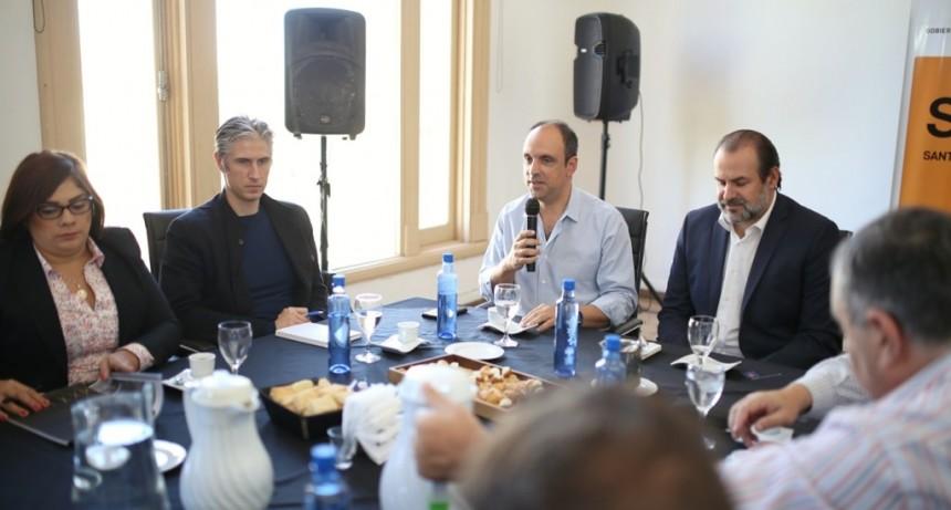 """José Corral: """"El Mundial de Basquet Sub 17 será uno de los eventos más importantes del año en la Ciudad"""""""