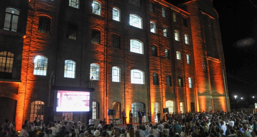 El Molino Marconetti estará en la Bienal de Arquitectura de Venecia