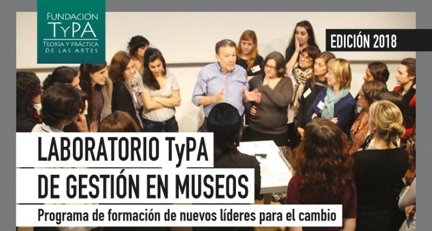 La Fundación Banco Santa Fe otorgará becas para asistir al laboratorio de gestión en museos de Teoría y Práctica de las Artes (TyPA).