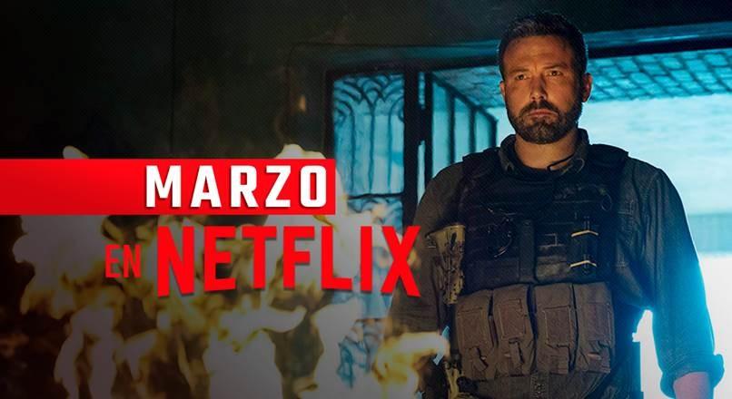 Netflix: todas las series que se estrenan en marzo