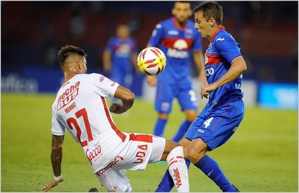 Unión empató en su visita a Tigre
